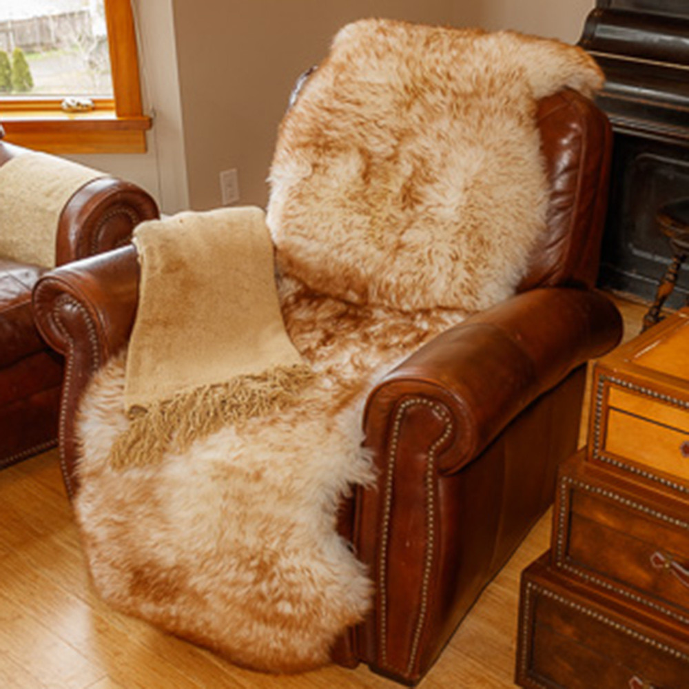 Sheepskin for Home and Office