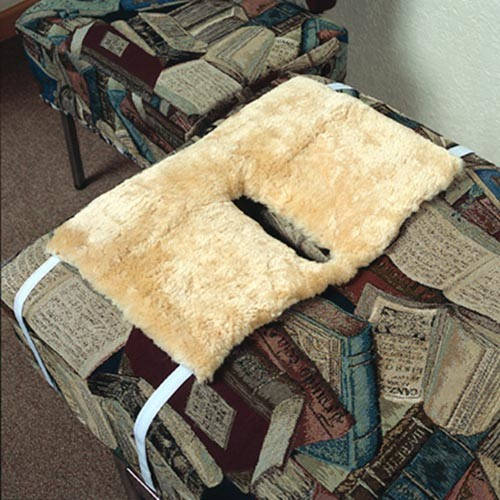Sheepskin Face Pad