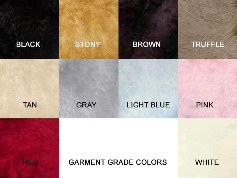 Garment Grade Colors