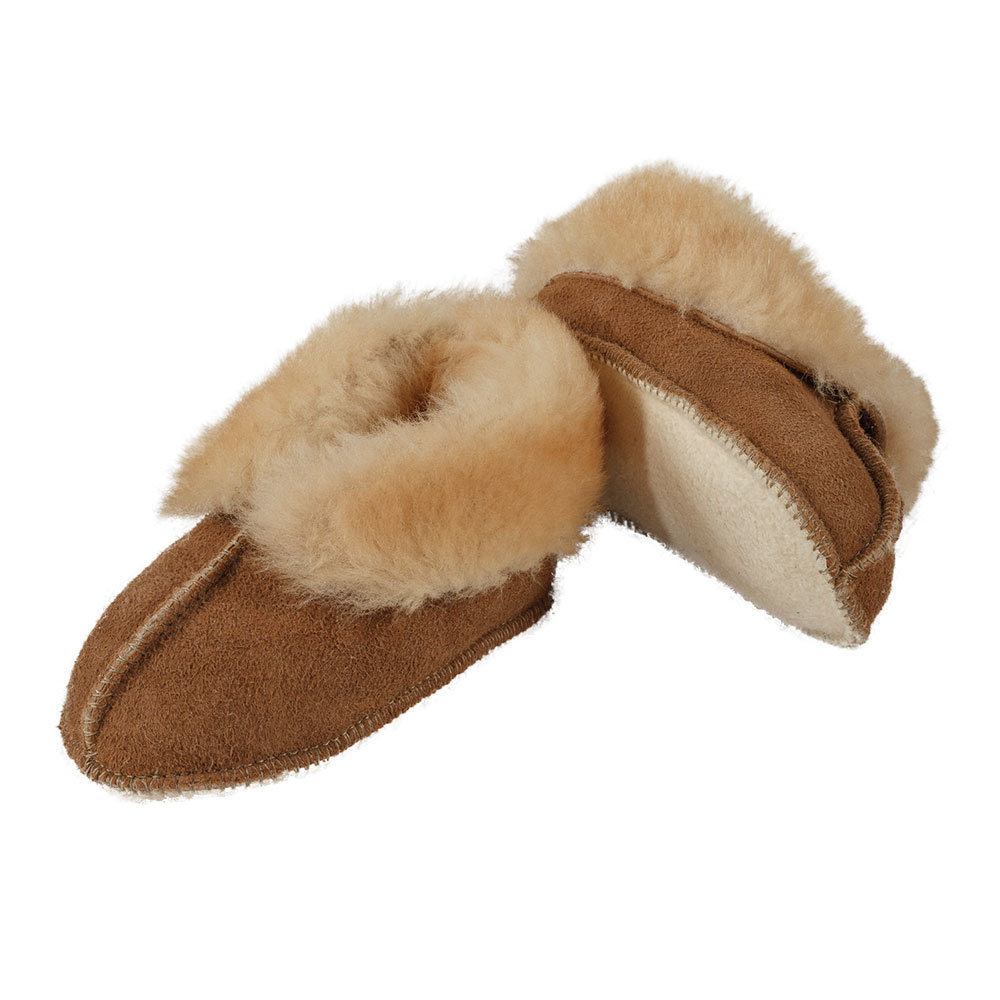 Sheepskin Deluxe Slippers