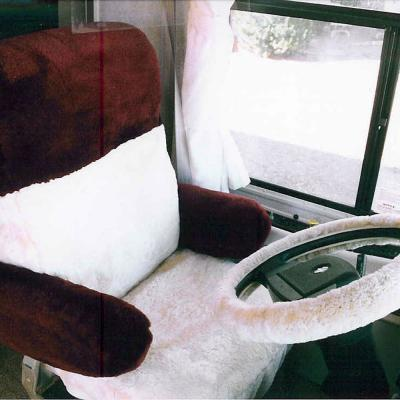 RV Sheepskin Seat Covers