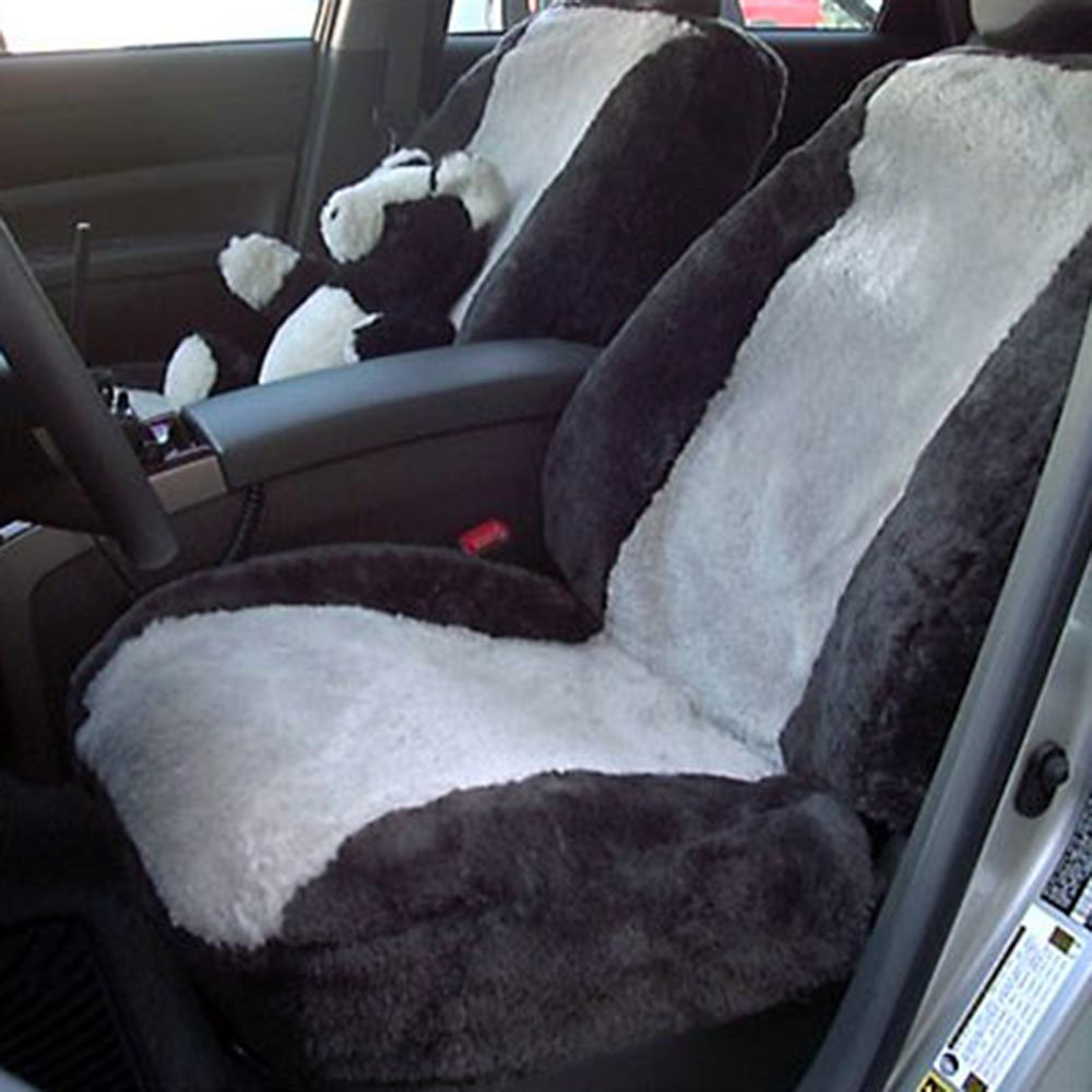 Custom Sheepskin Seat Covers