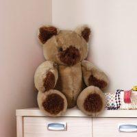 Sheepskin Teddy Bear
