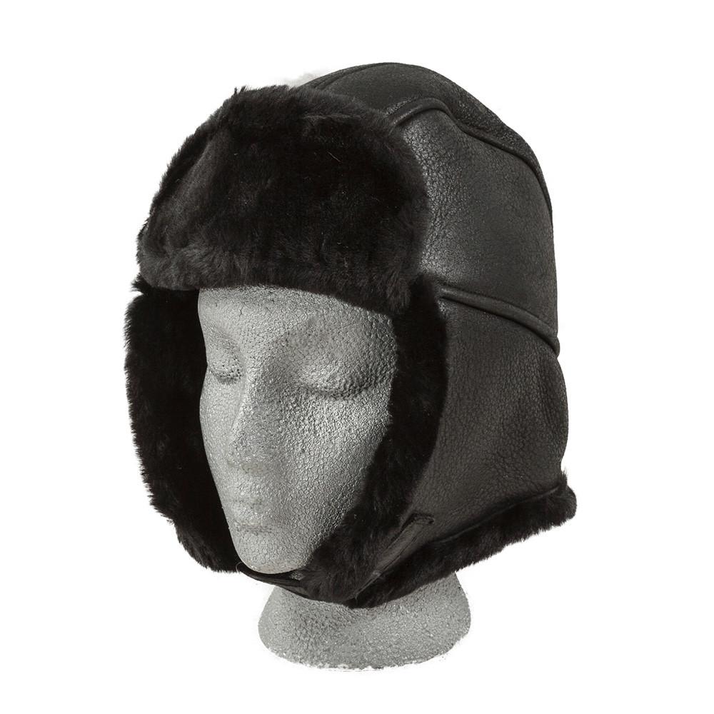 Sheepskin Trouper Hat