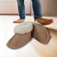 Child's Soft Sole Sheepskin Slipper