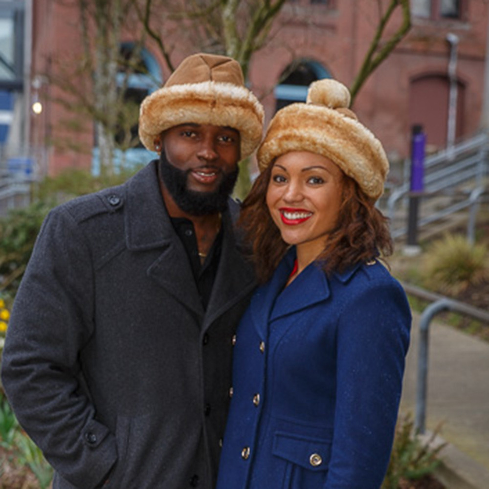 Sheepskin Hats for Men and Women