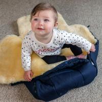 Sheepskin Baby Sack