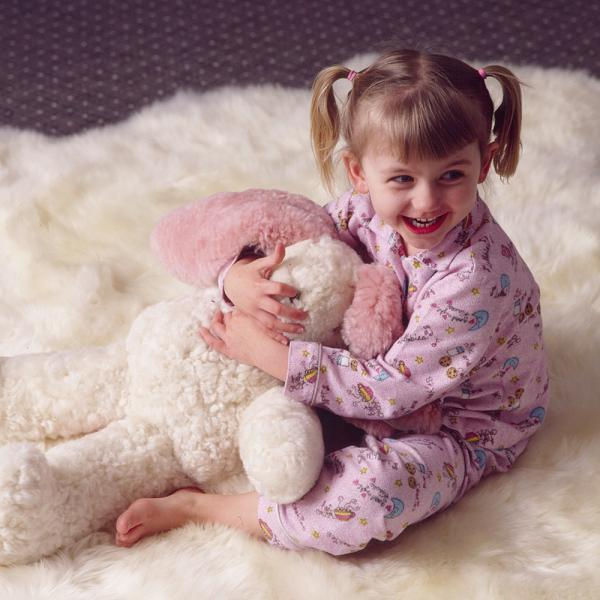Sheepskin Rabbit