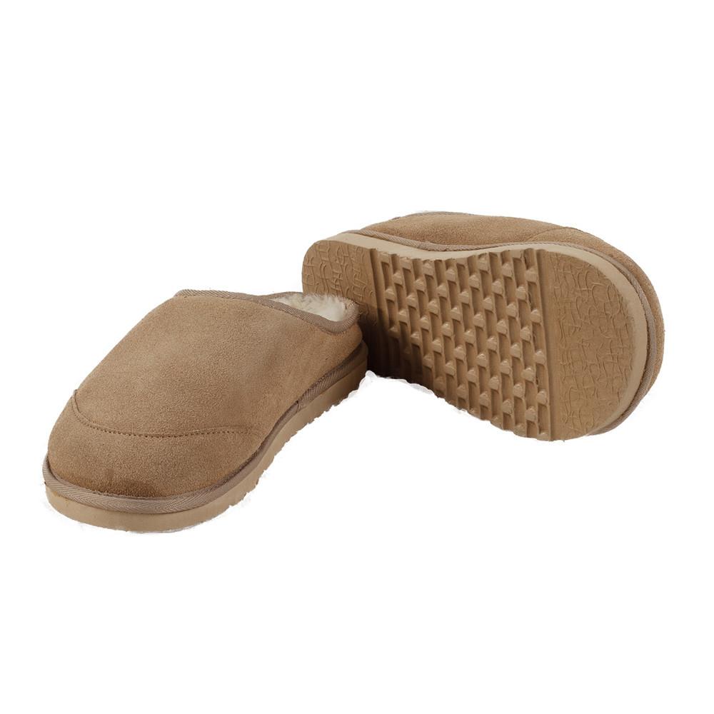Sheepskin Clog Slippers