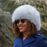 Sheepskin Alpine Hat