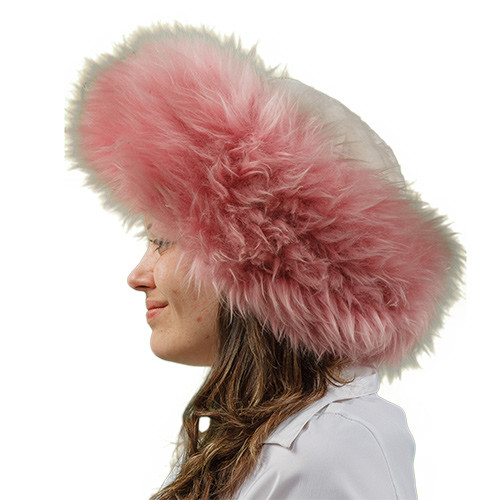 Sheepskin Shangri La Hat