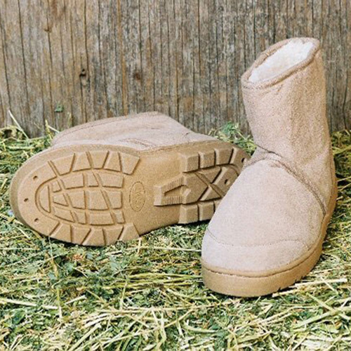 Sheepskin Mid-Rise Boots