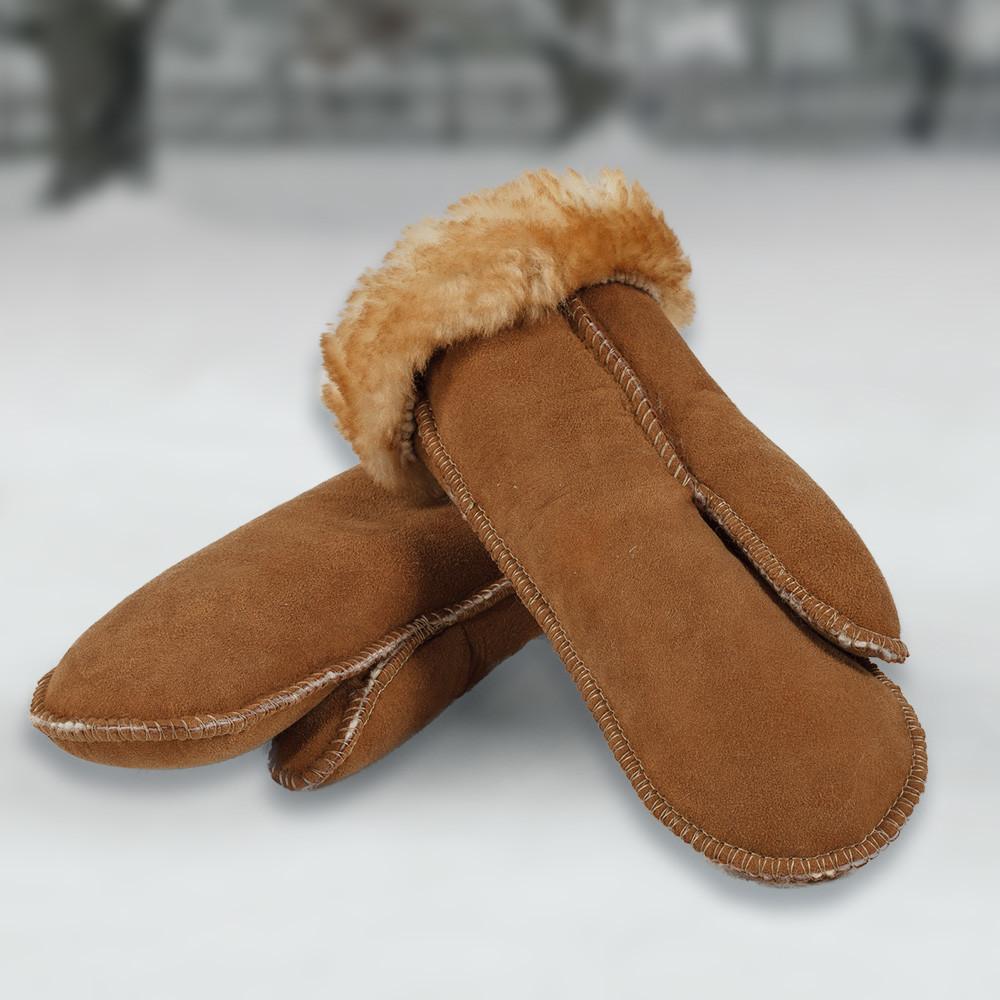 Yukon Sheepskin Mittens