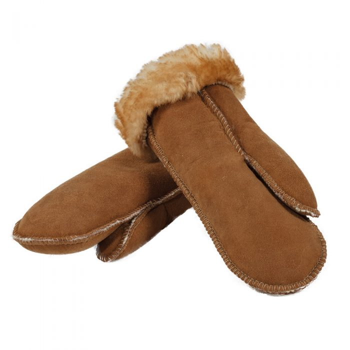 Yukon Sheepskin Mittnes