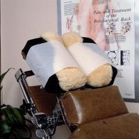 Sheepskin mollient pad