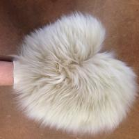 Sheepskin Dust Mitt