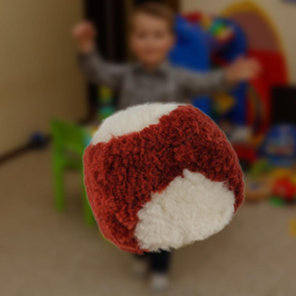 Sheepskin Baseball