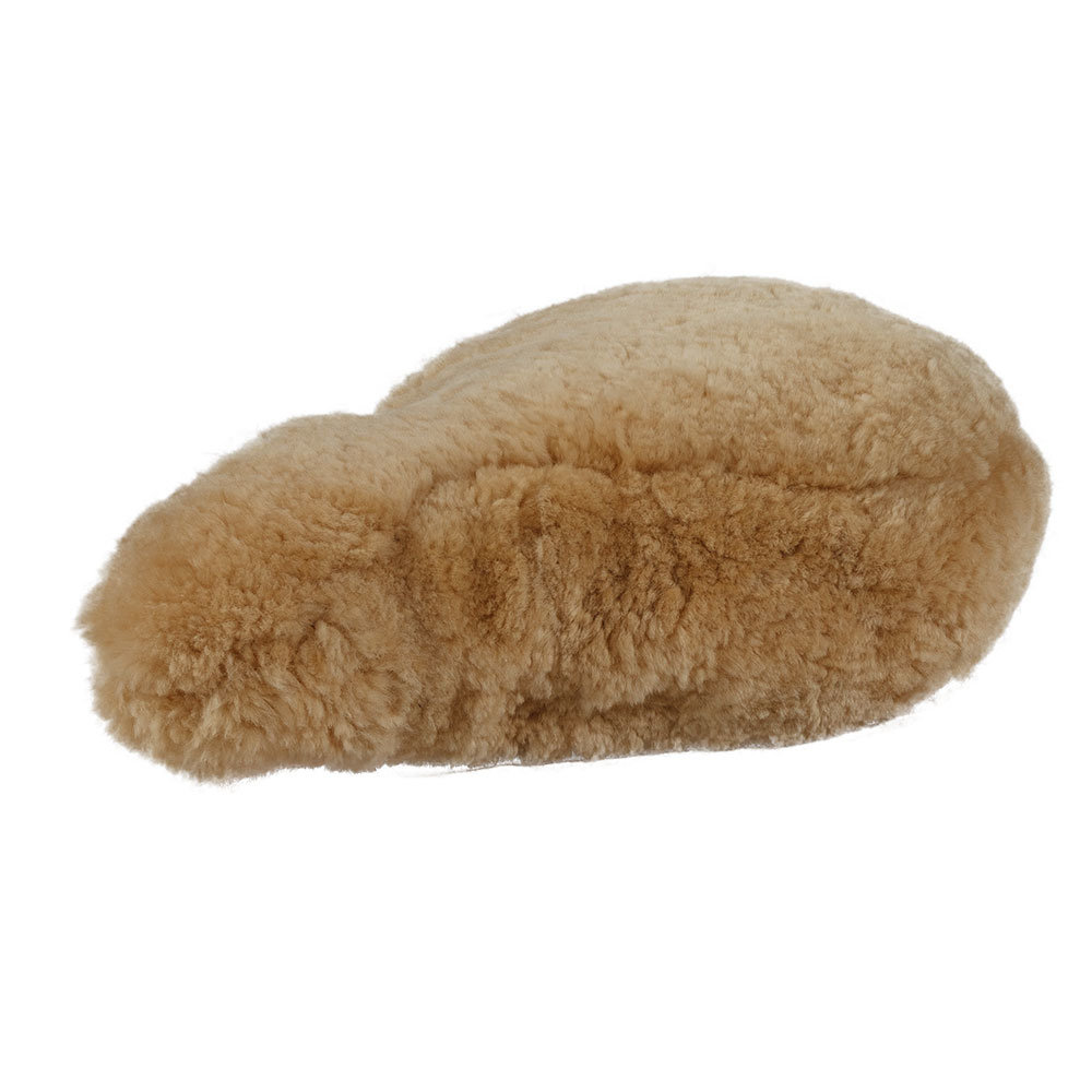 Sheepskin Touring Bike Seat Cover