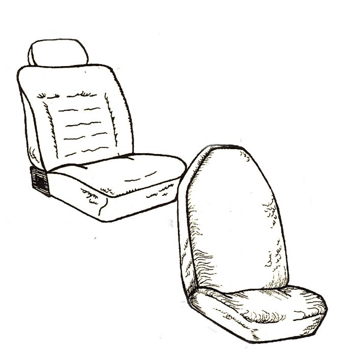 Standard Superfit Seat Covers