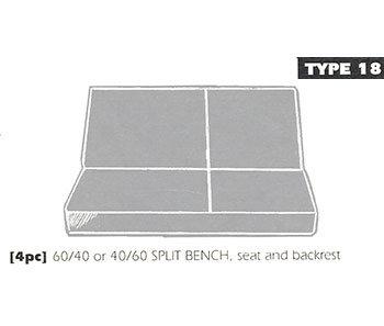 type 18 bench seat