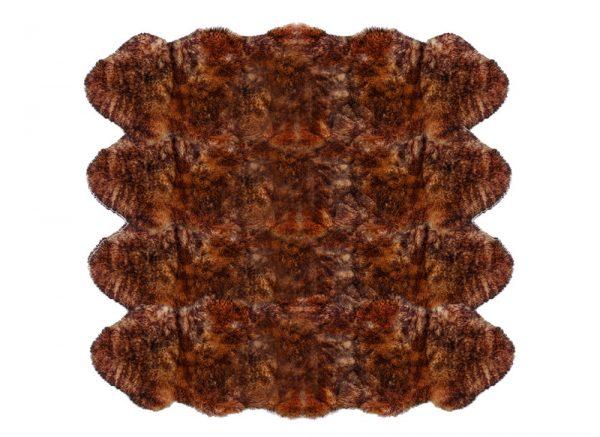 8 Pelt Sheepskin rug